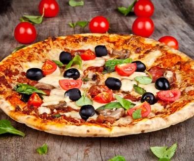 طرز تهیه پیتزای ایتالیایی