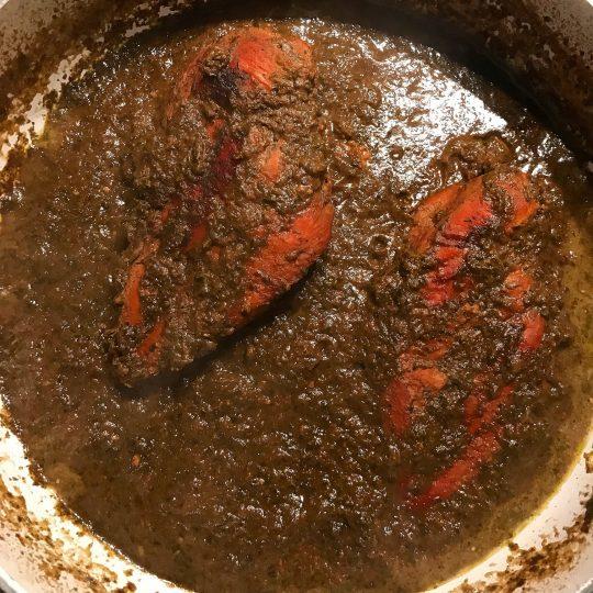 طرز تهیه مرغ ترش مازندرانی مرحله به مرحله