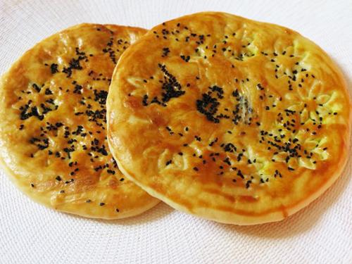 طرز تهیه ایشلی کوکه (نان سنتی تبریز)