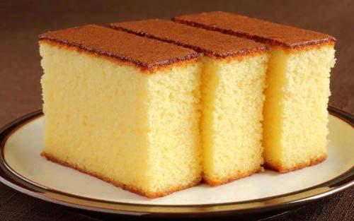 طرز تهیه کیک ساده (برای 4 نفر)