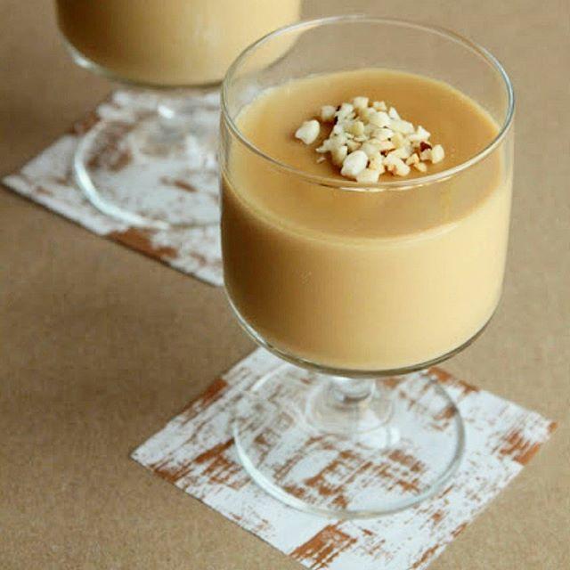 طرز تهیه پودینگ شیره انگور