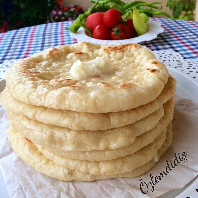 طرز تهیه نان بازلاما