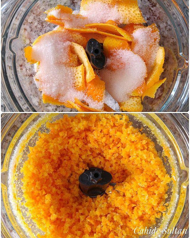 طرز تهیه اسانس پوست پرتقال