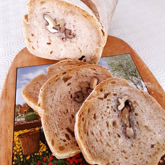 طرز تهیه خمیرمایه ترش خانگی به سبک ایتالیایی