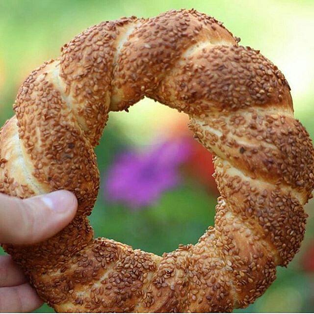 طرز تهیه نان سيميت