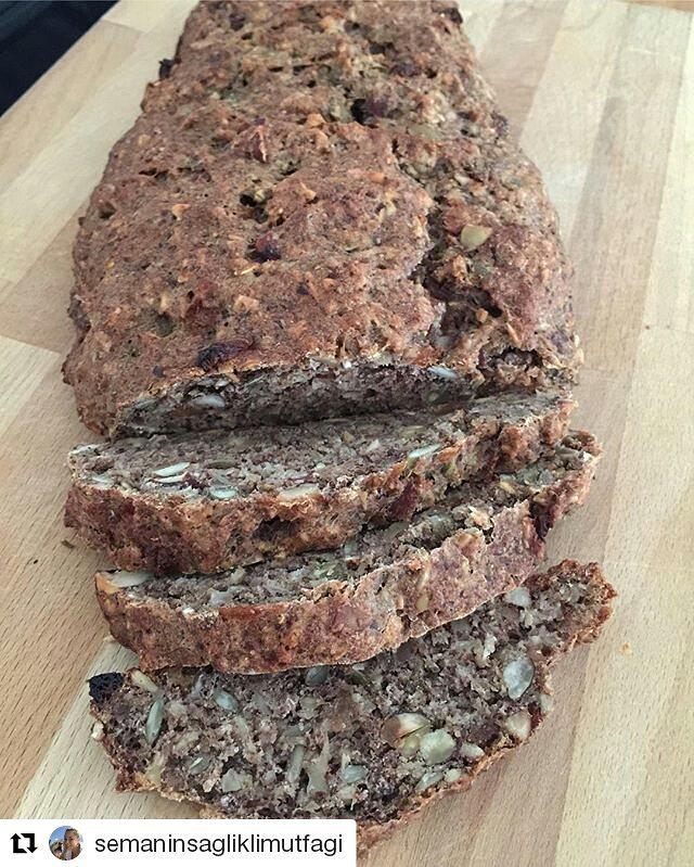 طرز تهیه نان غلات