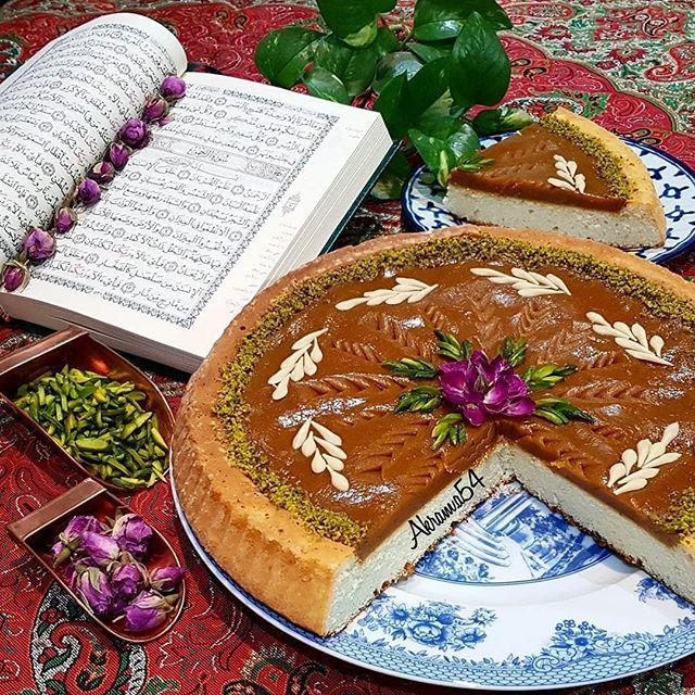 طرز تهیه کیک حلوایی