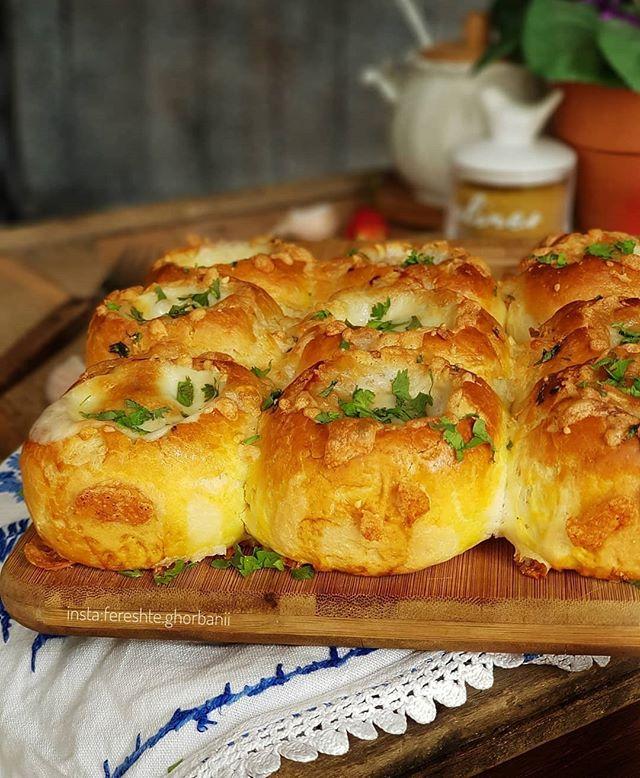 طرز تهیه نان ژاپنی