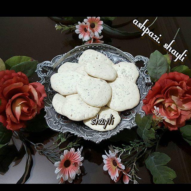 طرز تهیه شیرینی پفکی گردویی( پیچ انگشتی)